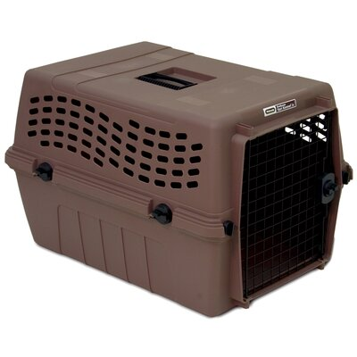 Large Deluxe Vari-Kennel Jr Pet Carrier in Olive