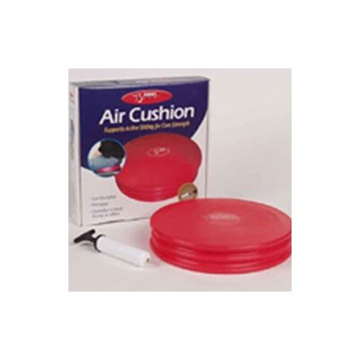 "FitBall 12.5"" Air Cushion in Red"