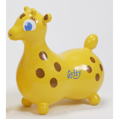 Gymnic Gyffy the Giraffe