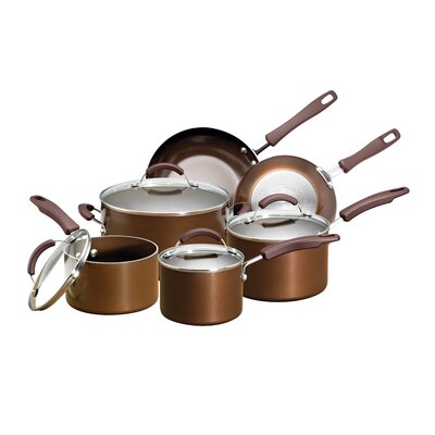 EarthPan 10-Piece Cookware Set