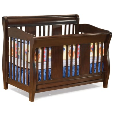 Versailles 4-in-1 Convertible Crib