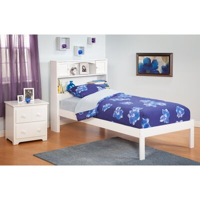 Atlantic Furniture Urban Lifestyle Newport Bookcase Bed