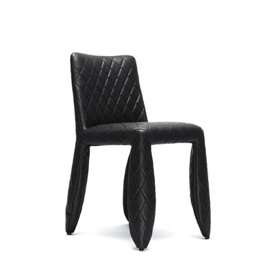 Moooi Monster Leather Side Chair