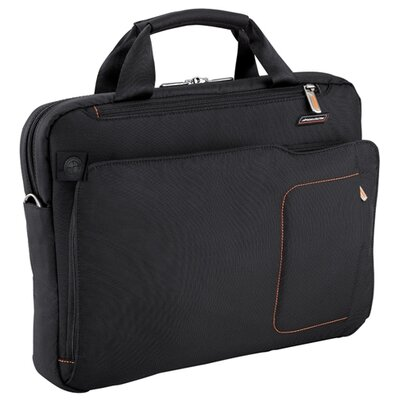 Briggs & Riley Verb Groove Slim Briefcase in Black