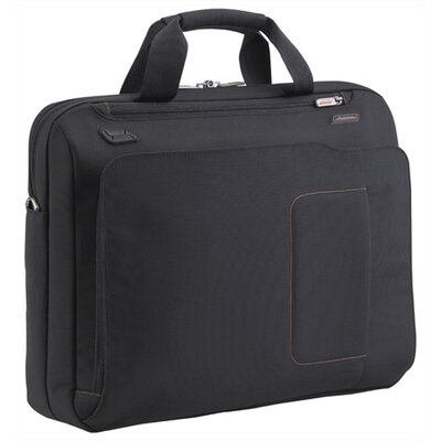 Briggs & Riley Verb Max Slim Briefcase in Black