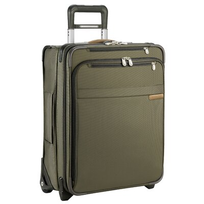 "Briggs & Riley Baseline International Carry-On 20"" Wide Body Suitcase"