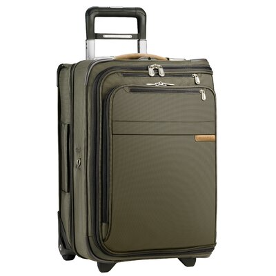 "Briggs & Riley Baseline Domestic Carry-On 22"" Upright Garment Bag"