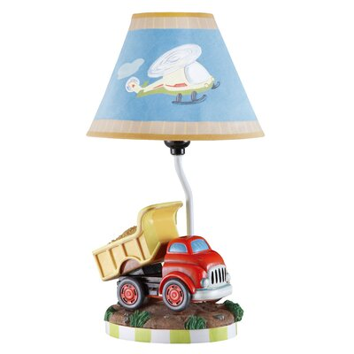 Teamson Kids Transportation Table Lamp