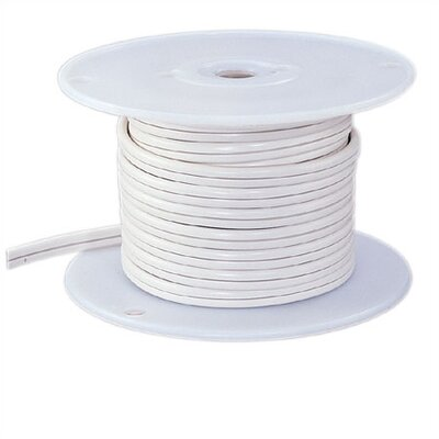 Sea Gull Lighting Ambiance Track Lighting 100' of White Cable