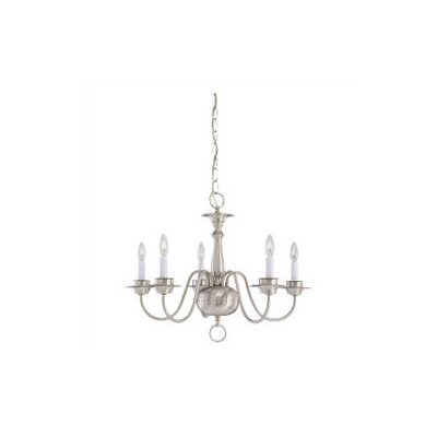 Sea Gull Lighting 5 Light Chandelier