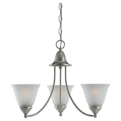 Sea Gull Lighting Albany 3 Light  Chandelier