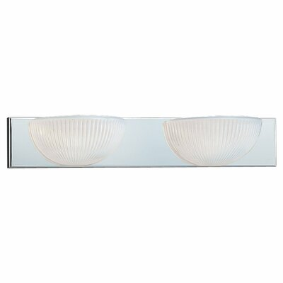 Sea Gull Lighting Aberdeen 2 Light Vanity Light