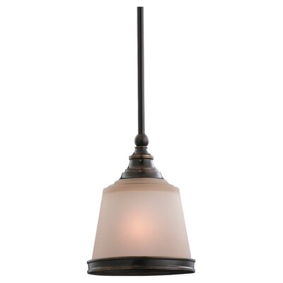 Sea Gull Lighting Warwick 1 Light Mini Pendant