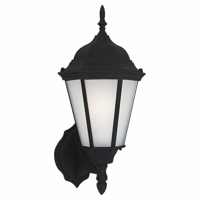 Sea Gull Lighting Baskerville 1 Light Outdoor Wall Lantern