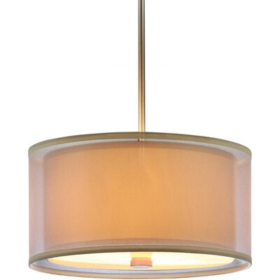 Sea Gull Lighting Jordyn 3 Light Shade Pendant