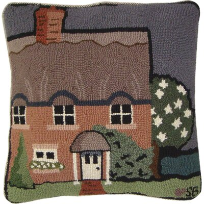 Susan Branch Home Country House Square Pillow