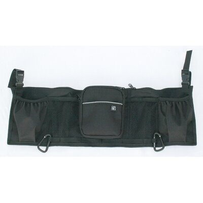 J.L. Childress Bottles 'N Bags Double Wide Stroller Organizer