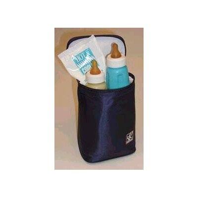 J.L. Childress Tall Two Cool Bag in Black