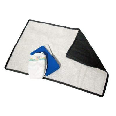 JL Childress Full Body Changing Pad in Black