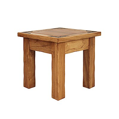 Artisan Home Furniture Lodge 100 End Table