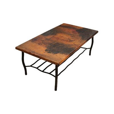 Artisan Home Furniture Copper Ridge Coffee Table