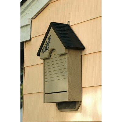 Heartwood Wall-Mounted Bat House