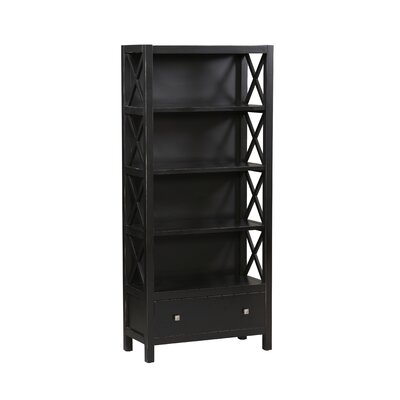 Anna 5-Shelf Bookcase