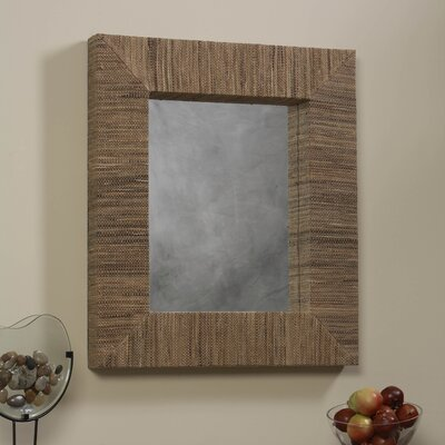 Waterhyacinth Rectangle Mirror
