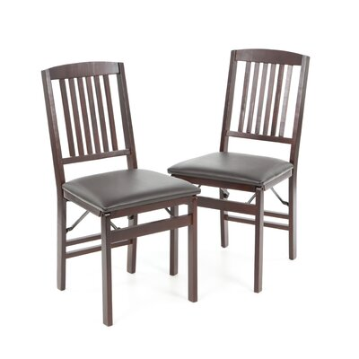 Linon Triena Mission Back Side Chair