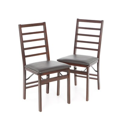 Linon Triena Ladderback Side Chair (Set of 2)