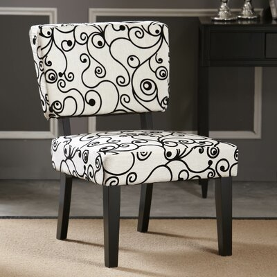 Linon Taylor Fabric Side Chair