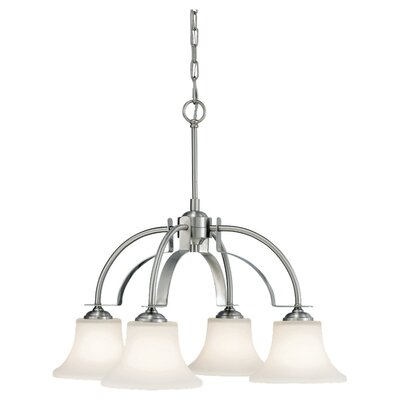 Feiss Barrington 4 Light Chandelier
