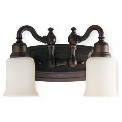 Feiss Canterbury Two Light Bath Vanity
