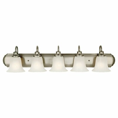 Feiss Morningside 5 Light  Vanity Light