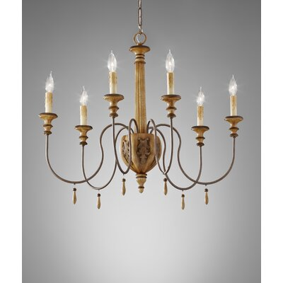 Feiss Annabelle 6 Light Chandelier