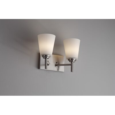Feiss Regan 2 Light Bath Vanity Light