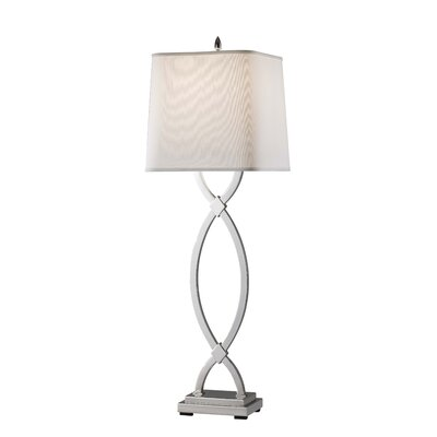 Feiss Carlin 1 Light Table Lamp