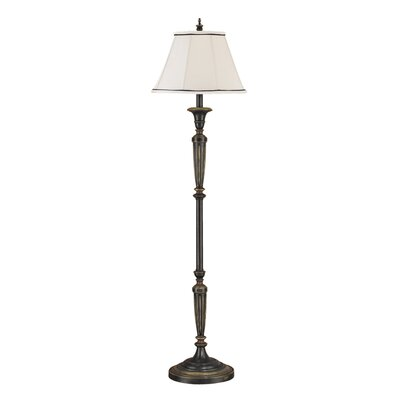 Feiss Chandelier Library 1 Light Floor Lamp