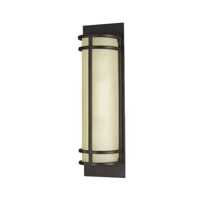 Feiss Fusion 2 Light Flush Wall Sconce