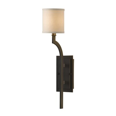 Feiss Stelle One Light Wall Sconce in Oil Rubbed Bronze