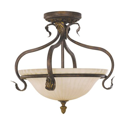 Feiss Sonoma Valley Semi Flush Mount
