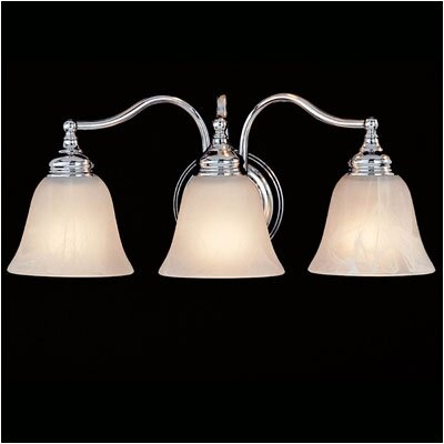 Feiss Bristol 3 Light Bath Vanity Light