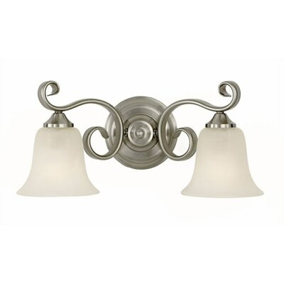 Feiss Vista  Wall Sconce in Brushed Steel
