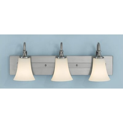 Feiss Barrington 3 Light Bath Vanity Light