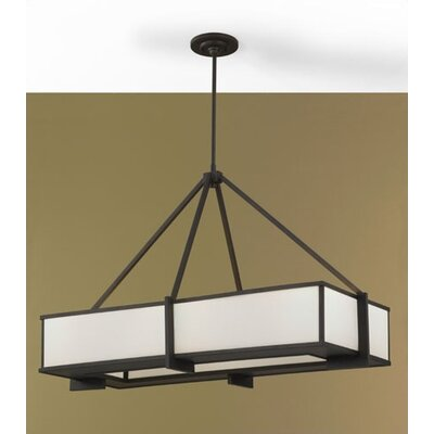 Stelle 6 Light Kitchen Island Pendant