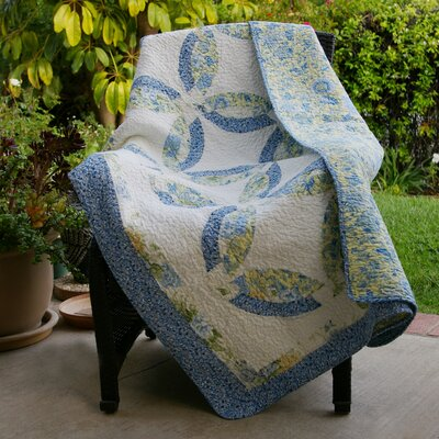 Greenland Home Fashions Francesca Cotton Throw