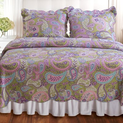 Portia Paisley Mini Quilt Set