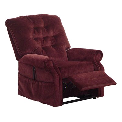 Catnapper Patriot Pow'r Lift Full Lay-Out Recliner
