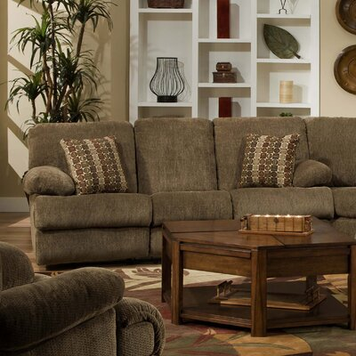 Catnapper Harbor Chenille Reclining Sofa