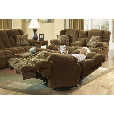 Catnapper Concord Lay Flat Chaise Recliner
